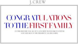 Courtesy J. Crew