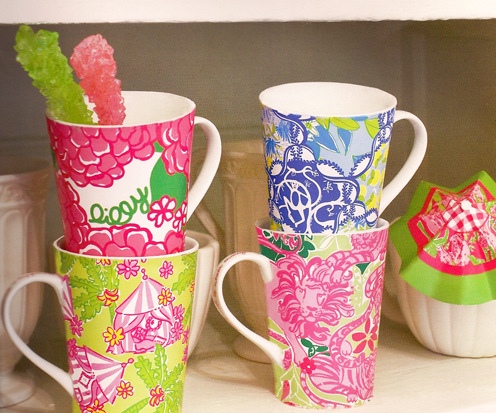 Latte Da! Porcelain Mugs