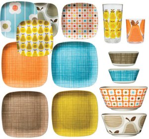Orla Kiely for Target Courtesy ApartmentTherapy.com