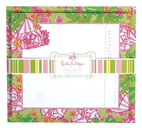 Lilly Stationery at PreppyPrincess.com