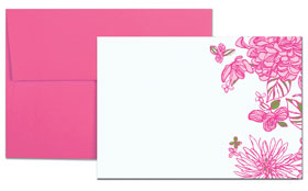 Lilly Pulitzer Correspondence Cards