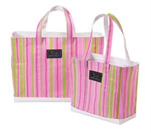 Scout Poolside Stripe Tote at PreppyPrincess.com