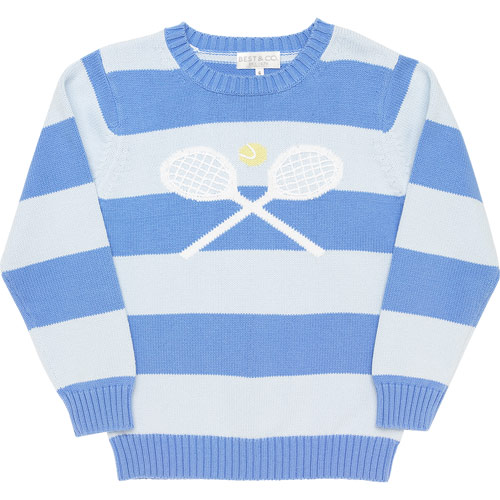 Racket Sweater