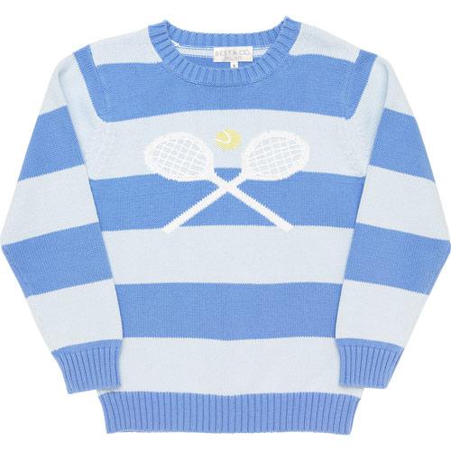 Racket Sweater