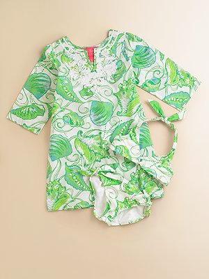 Toddler & Little Girl's Brooke Shields Tunic