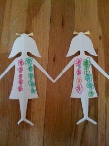 Miss C's Paper Dolls