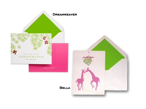 Lilly Pulitzer Boxed Holiday/Christmas Cards