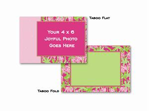 Lilly Pulitzer Taboo Cards