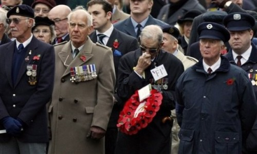 Britain Remembrance Sunday
