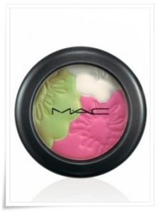 MAC Lilly Eye Shadow trio