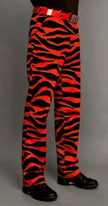 Loudmouth Golf Cherry Bomb pants
