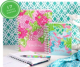 Lilly Pulitzer 2011 Agenda Books