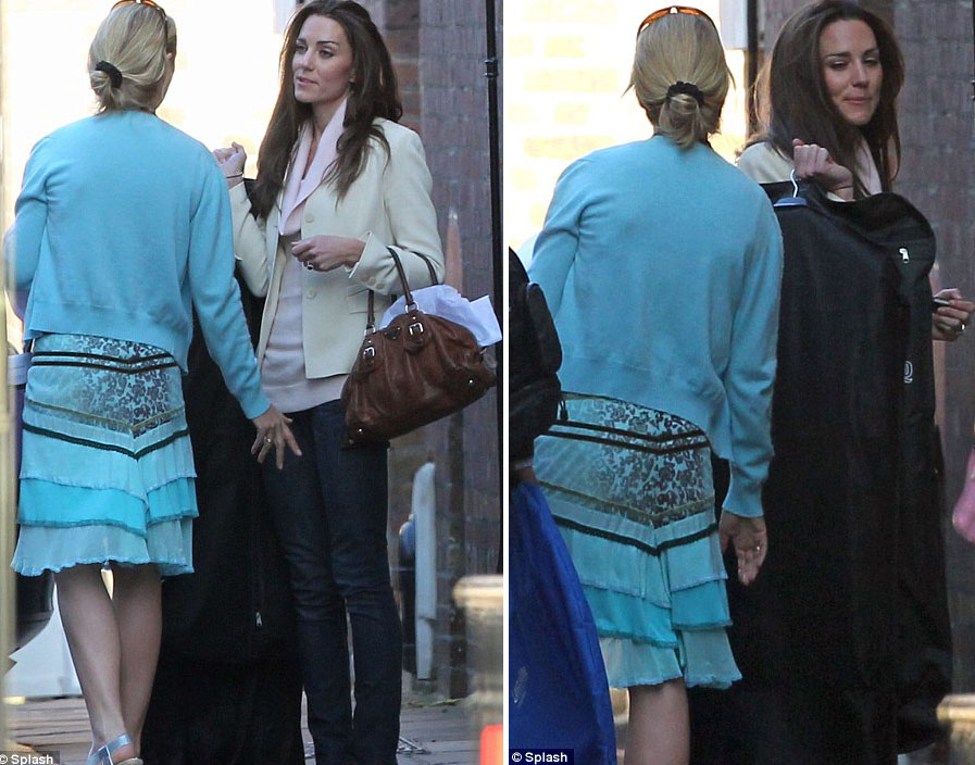 "kate middleton uncle gary. ""Preppy Kate Middleton,"" Blake"