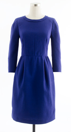 "J. Crew ""Teddie"" Dress"