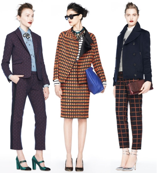 J. Crew Courtesy Images