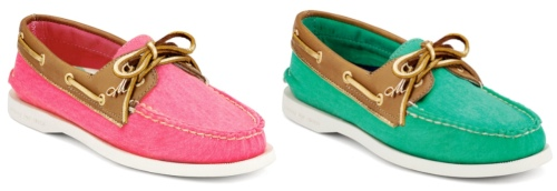 Milly for Sperry
