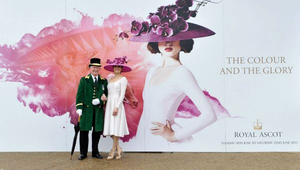Ascot Facebook Page