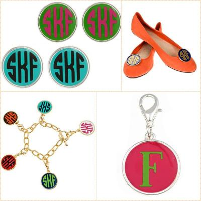 Fornash Personalized Jewelry at PreppyPrincess.com