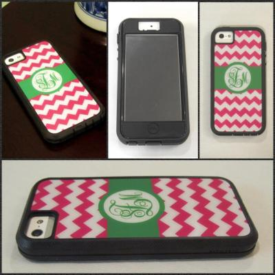 Personalized Phone Cases at PreppyPrincess.com