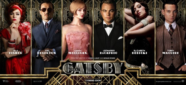Warner Brothers/The Great Gatsby