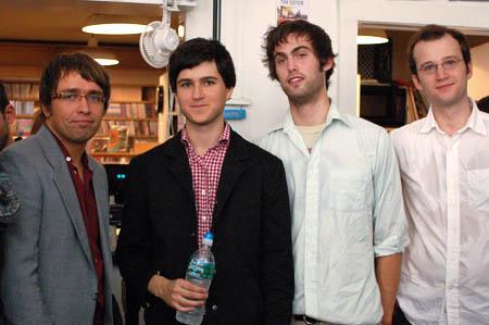 Stereogum October, 2007
