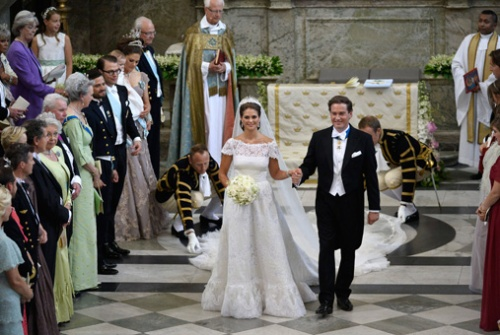 Swedish Royal Court/ Anders Wiklund-Scanpix