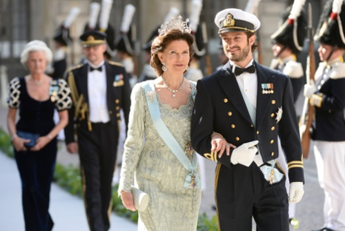 Maja Suslin/Scanpix via Swedish Royal Court