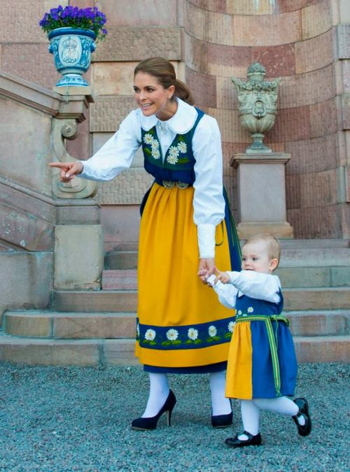 Official Princess Madeleine Facebook Page