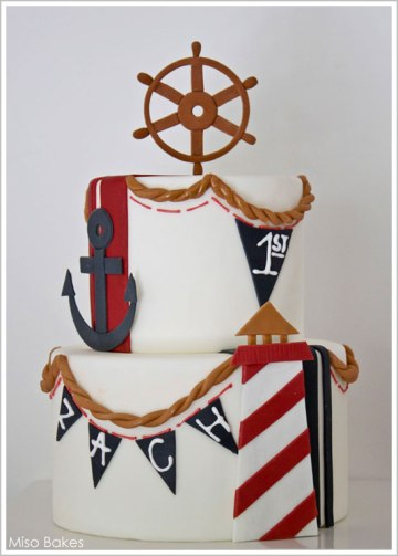 Miso Cakes via The Cake Blog