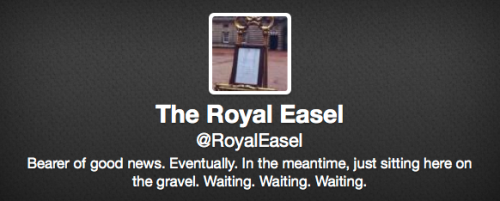 The Royal Easel Twitter