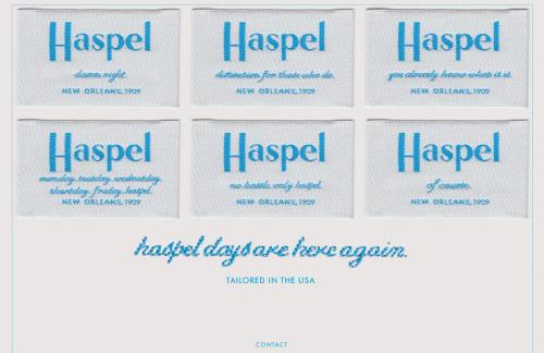 Haspel.com