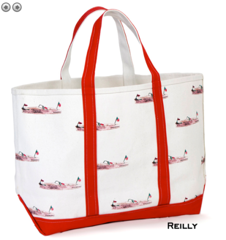 'Reilly' Tote at PreppyPrincess.com